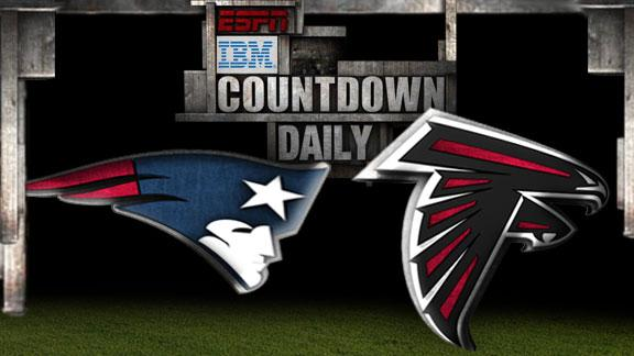 Video - Countdown Daily Prediction: NE-ATL