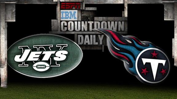 Video - Countdown Daily Prediction: NYJ-TEN