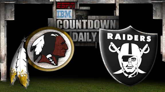 Video - Countdown Daily Prediction: WSH-OAK