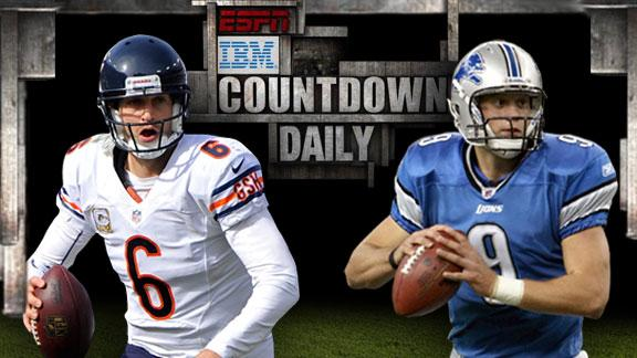 Video - Inside Edge: Bears at Lions
