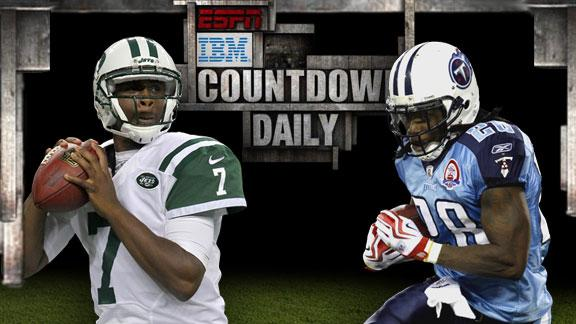 Video - Inside Edge: Jets at Titans