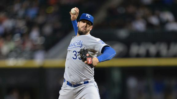 Video - Shields, Royals Top White Sox