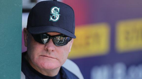 Wedge tells Mariners he won't be back in '14