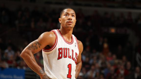 Video - Derrick Rose Ready To Go