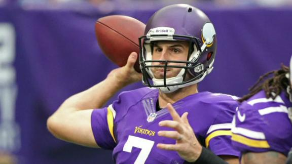 Video - Cassel Focused On Sunday's Game