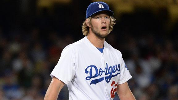 Video - Kershaw Dominant In Dodgers' Win