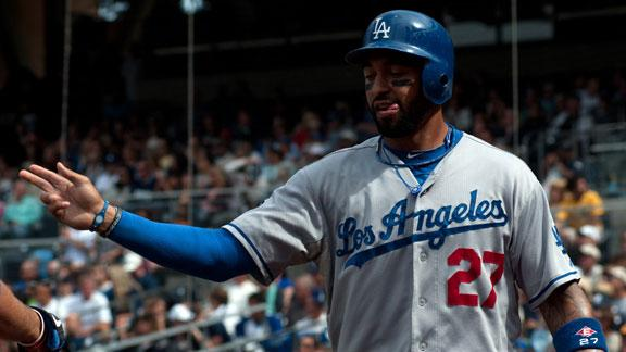 Dodgers shut down Kemp due to hurt ankle
