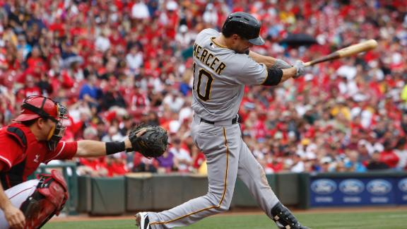 Video - Pirates Sweep Reds To Finish Season
