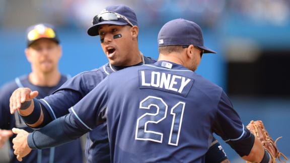 Video - Rays Win Crucial Game