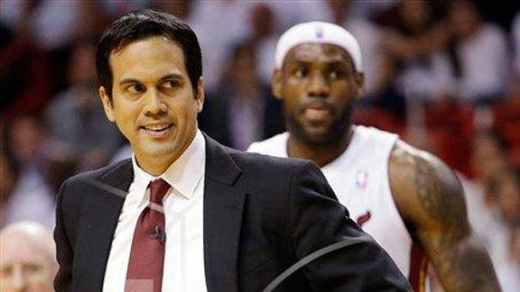 Spoelstra signs multiyear extension with Heat