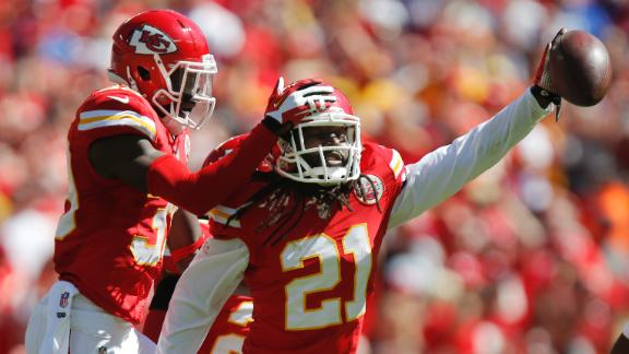 Giants Close-Up: A quick look at key moments from the Chiefs' w…