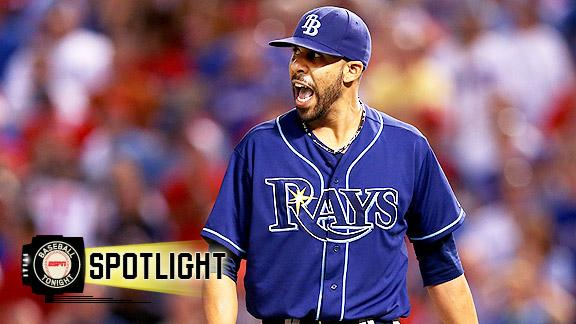Video - Price's CG Guides Rays To Playoffs