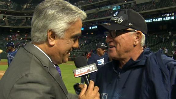 Video - Maddon, Rays Advance to Playoffs