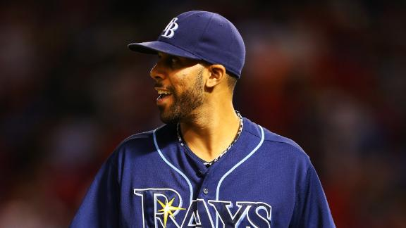 Rays reach playoffs on Price's complete game