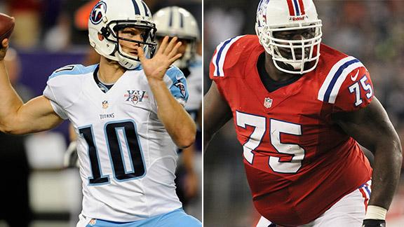 Video - More Impactful Injury: Locker Or Wilfork?