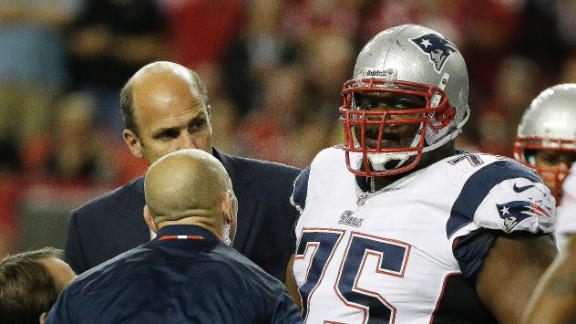 Patriots' Wilfork has surgery on torn Achilles