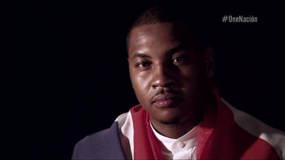 Video - Hispanic Heritage Month: Carmelo Anthony