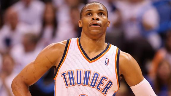 Westbrook out first 4-6 weeks of season