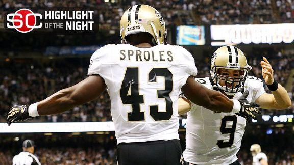 Video - Brees Leads Saints To Win, 4-0 Record