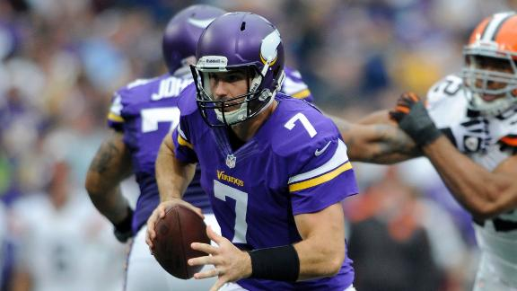 Frazier: Ponder is starter but injury a factor