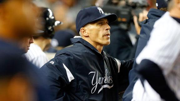 Video - New York Hot Button: Joe Girardi