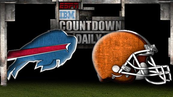 Video - Countdown Daily Prediction: BUF-CLE