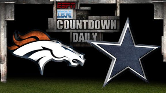 Video - Countdown Daily Prediction: DEN-DAL