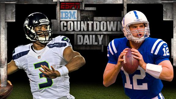 Video - Inside Edge: Seahawks at Colts