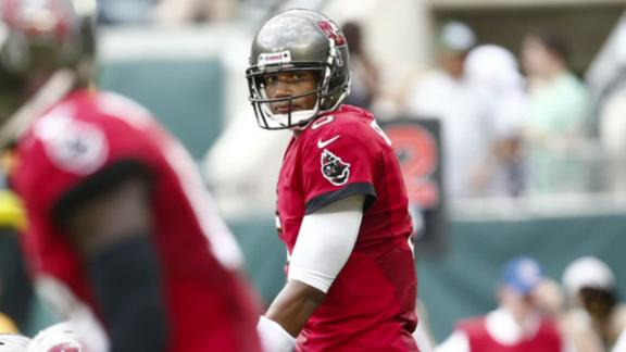 Bucs release benched quarterback Freeman