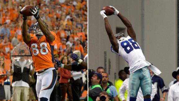 Video - Debating Dez vs. Demaryius