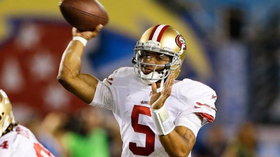 Payback? Seahawks claim rookie 49ers QB