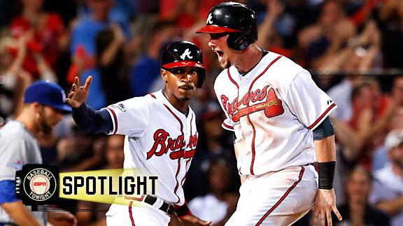 Video - Braves Hold Off Dodgers