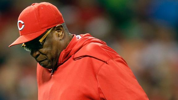 Video - Dusty Baker Out After Reds' Elimination