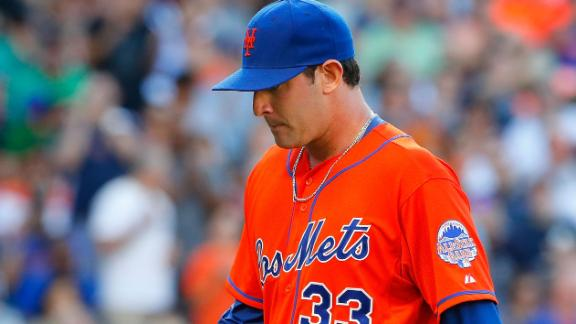 Mets' Harvey opts for Tommy John surgery