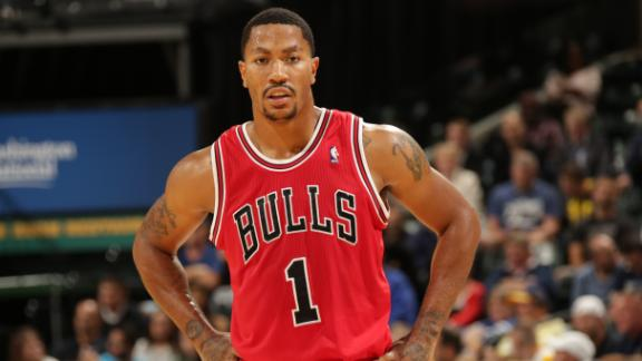Rose says leg 'feels great' day after return
