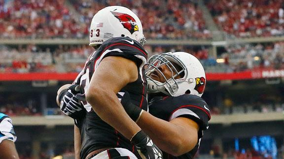 Video - Sunday Blitz: Panthers-Cardinals Recap