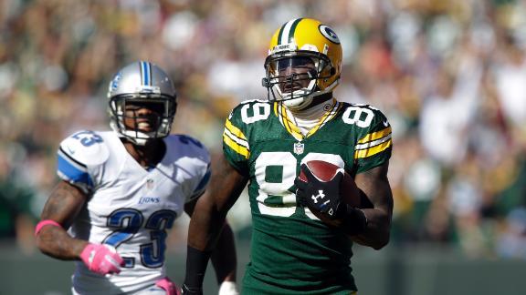 Packers extend Lambeau streak vs. Lions