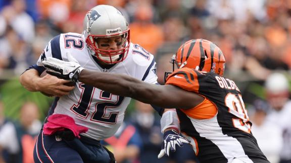 Video - Bengals Deal Patriots First Loss