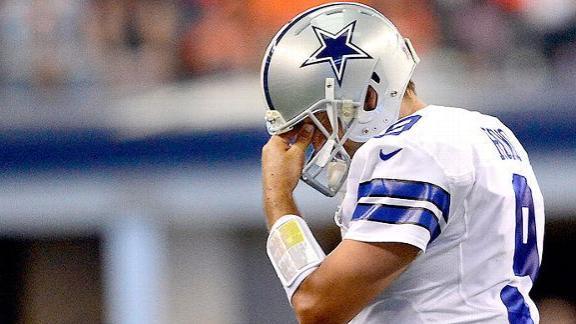 Video - Same Old Tony Romo