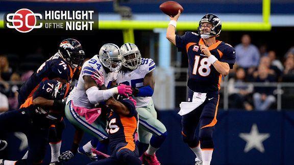 Video - Broncos Top Cowboys In Shootout