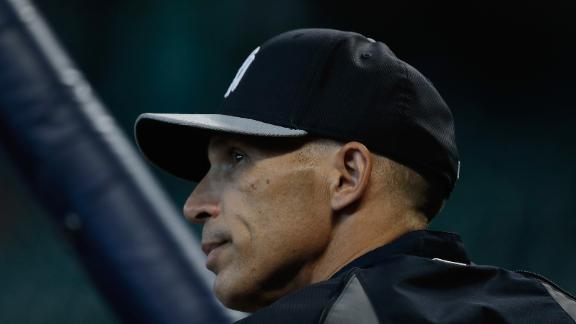 Torre keeping eye on Girardi, Mattingly talk