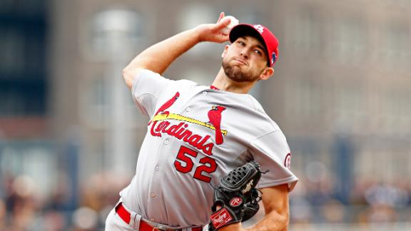 Wacha, Cardinals force Game 5 with Pirates
