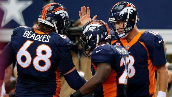 Denver Broncos Highlights and Video for Oct 7, 2013 - NFL GRIZLR