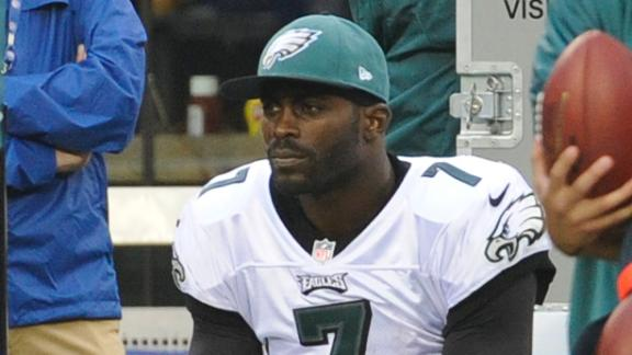 Video - Vick Likely Out Against Bucs