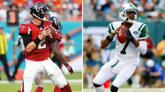 Video - Keys To Jets-Falcons