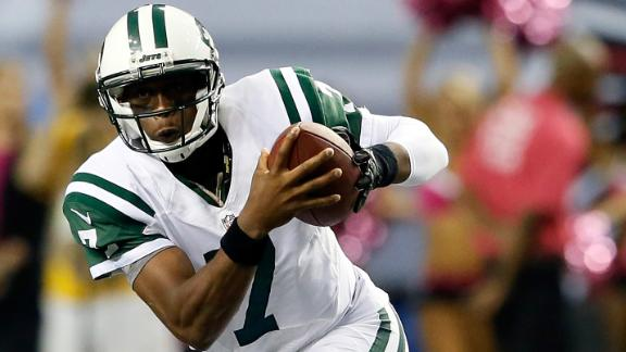 Video - Jets Stun Falcons