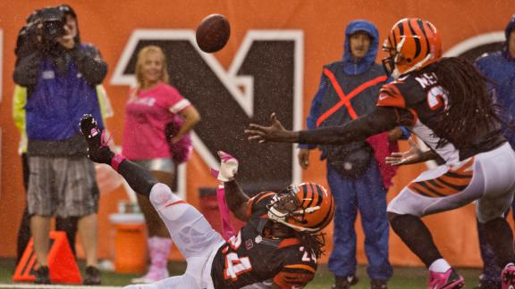 Video - NFL Nation Buzz: Bengals