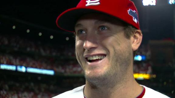 Video - Freese Helps Cardinals Advance