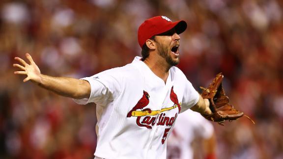 Video - Wainwright: 'I Wanted It Bad'