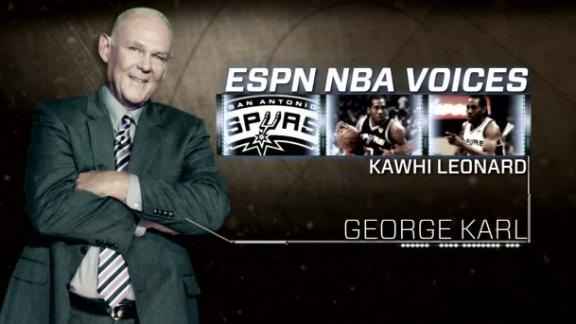 Video - NBA Voices: Kawhi Leonard